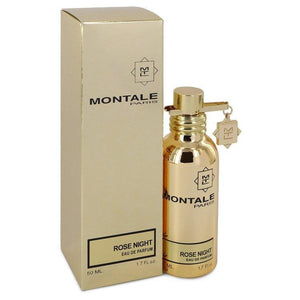 Montale Rose Night by Montale Eau De Parfum Spray (Unisex) 1.7 oz for Women