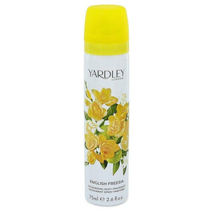 English Freesia by Yardley London Body Spray 2.6 oz for Women