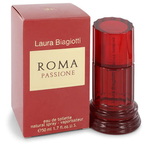Roma Passione by Laura Biagiotti Eau De Toilette Spray 1.7 oz for Women
