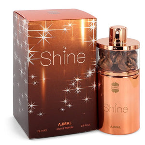 Ajmal Shine by Ajmal Eau De Parfum Spray 2.5 oz for Women