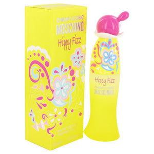 Moschino Hippy Fizz by Moschino Eau De Toilette Spray 1.7 oz for Women