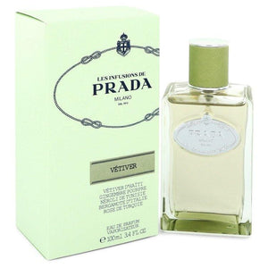 Prada Infusion De Vetiver by Prada Eau De Parfum Spray 3.4 oz for Men