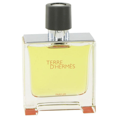 Terre D'Hermes by Hermes Pure Perfume Spray (Tester) 2.5 oz for Men