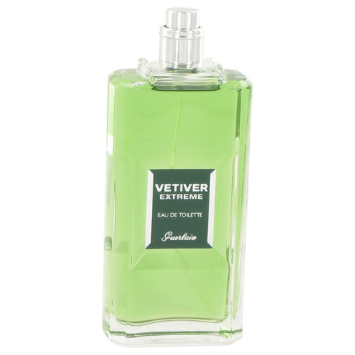 Vetiver Extreme by Guerlain Eau De Toilette Spray (Tester) 3.4 oz for Men