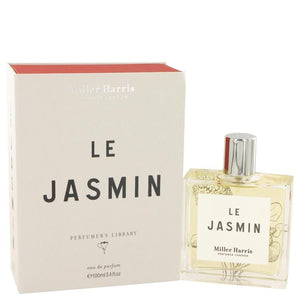 Le Jasmin Perfumer's Library by Miller Harris Eau De Parfum Spray 3.4 oz for Women