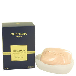 SHALIMAR by Guerlain Soap 3.5 oz for Women
