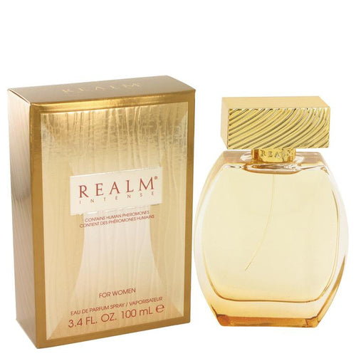 Realm Intense by Erox Eau De Parfum Spray 3.4 oz for Women