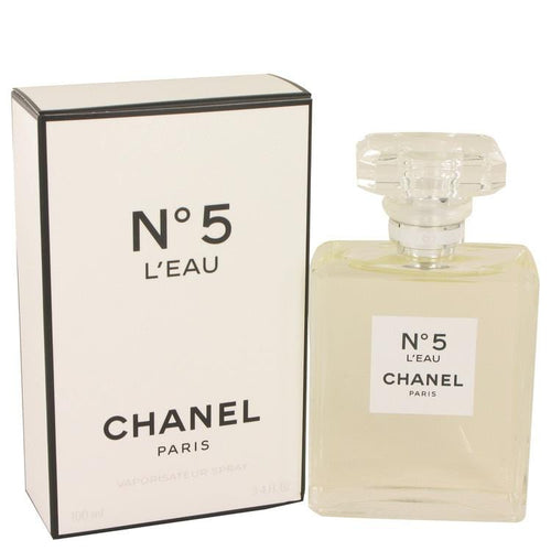 Chanel No. 5 L'eau by Chanel Eau De Toilette Spray 3.4 oz for Women