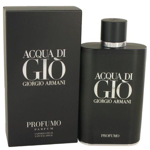 Acqua Di Gio Profumo by Giorgio Armani Eau De Parfum Spray oz for Men