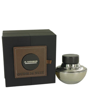 Oudh 36 Nuit by Al Haramain Eau De Parfum Spray (Unisex) 2.5 oz for Men