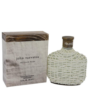 John Varvatos Artisan Pure by John Varvatos Eau De Toilette Spray 4.2 oz for Men