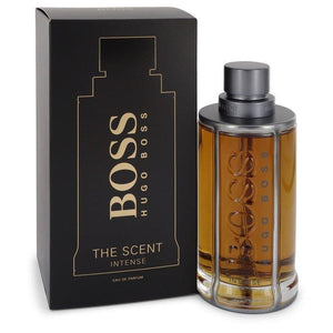 Boss The Scent Intense by Hugo Boss Eau De Parfum Spray oz for Men