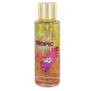 Victoria's Secret Tropic Heat by Victoria's Secret Fragrance Mist Spray 8.4 oz for Women
