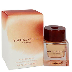 Bottega Veneta Illusione by Bottega Veneta Eau De Parfum Spray 1.6 oz for Women