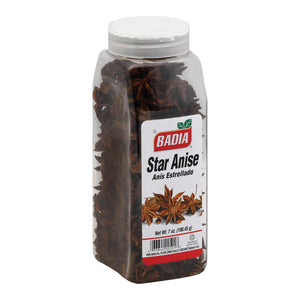 Badia Spices - Star Anise - Case Of 6 - 7 Oz.