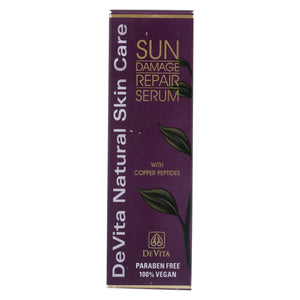Devita Natural Skin Care - Sun Damage Repair Gel - 30 Ml