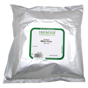 Frontier Herb Onion - Powder - Bulk - 1 Lb