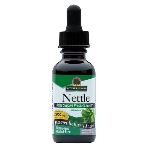 Nature's Answer Nettle Leaf Alcohol Free - 1 Fl Oz