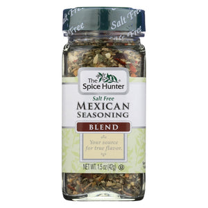 Spice Hunter Mexican Seasoning - Case Of 6 - 1.5 Oz