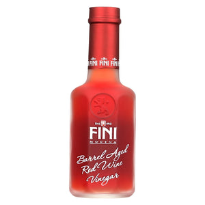 Fini Red Wine - Vinegar - Case Of 6 - 8.45 Oz.