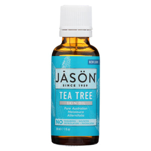 Jason Tea Tree Oil Pure Natural - 1 Fl Oz
