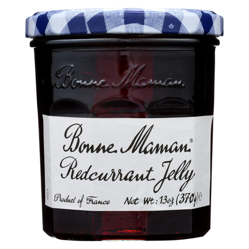 Bonne Maman Jelly - Red Currant - Case Of 6 - 13 Oz.