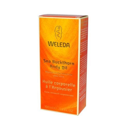 Weleda Body Oil Sea Buckthorn - 3.4 Fl Oz