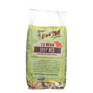 Bob's Red Mill - 13 Bean Soup Mix - 29 Oz - Case Of 4