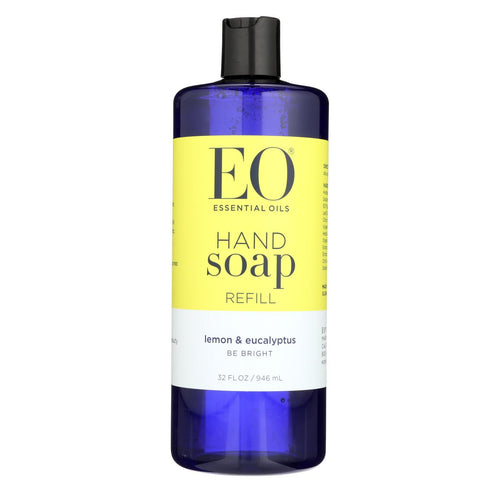 Eo Products - Liquid Hand Soap Lemon And Eucalyptus - 32 Fl Oz