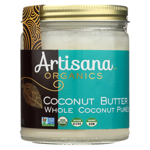 Artisana Coconut Butter Organic - Case Of 6 - 8 Oz.