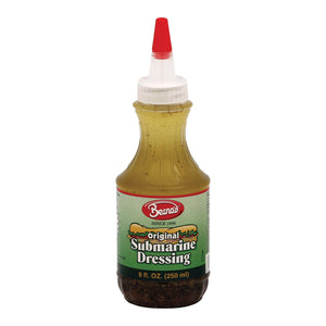 Beano's Submarine Dressing - Original - Case Of 12 - 8 Oz.