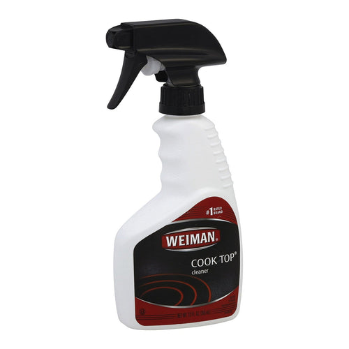Weiman Cook Top - Cleaner Spray - Case Of 6 - 12 Fl Oz.