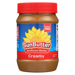 Sunbutter Sunbutter - Creamy - Case Of 6 - 16 Oz