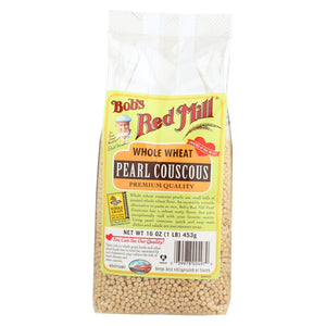 Bob's Red Mill - Whole Wheat Pearl Couscous - 16 Oz - Case Of 4