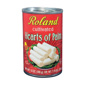 Roland Hearts Of Palm - Cultivated - Case Of 6 - 14 Oz.