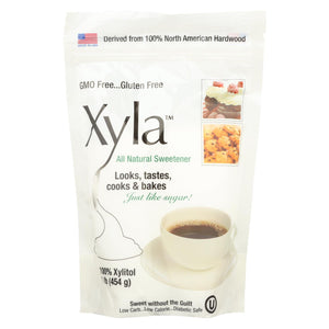 Xyla All Natural Sugar Free - Sweetener - Case Of 6 Lbs