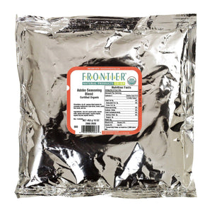 Frontier Herb Organic - Adobo Seasoning - 1 Lb.