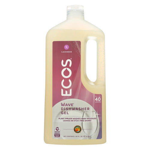 Earth Friendly Automatic Dishwasher Gel - 40 Fl Oz