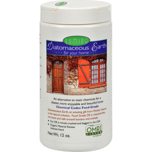 Lumino Home Diatomaceous Earth - 12 Oz