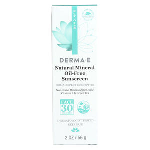 Derma E - Sunscreen - Facial Antioxidant - 2 Oz.