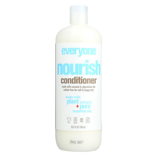 Eo Products - Conditioner - Sulfate Free - Everyone Hair - Nourish - 20 Fl Oz