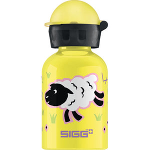 Sigg Water Bottle - Farmyard Sheep - .3 Liters