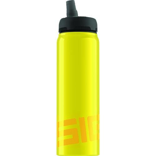 Sigg Water Bottle - Nat Yellow - .75 Liters