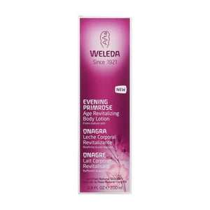 Weleda Body Lotion - Evening Primrose Age Revitalizing - 6.8 Oz