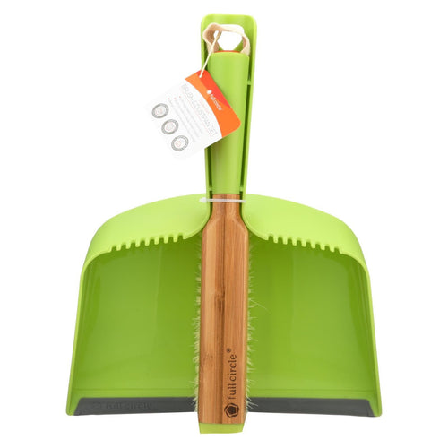 Full Circle Home Dustpan And Brush Set - Clean Team - 1 Set