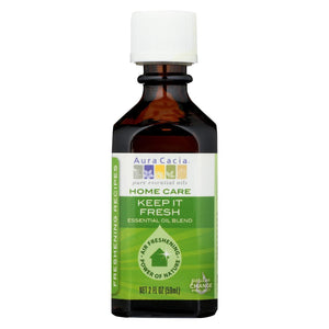 Aura Cacia Essential Oil Blend - Keep It Fresh - 2 Fl Oz.
