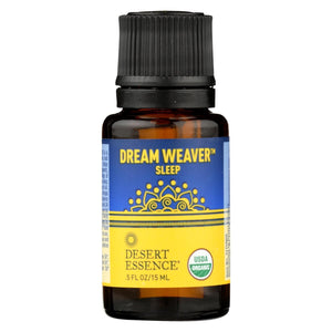 Desert Essence Essential Oil - Dream Weaver - Case Of 1 - .5 Fl Oz.