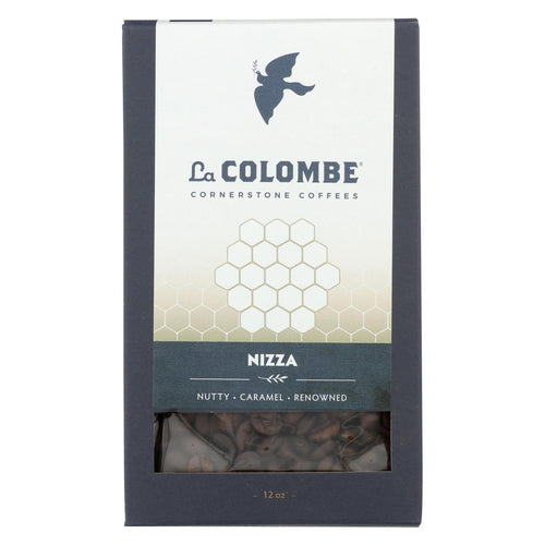 La Colombe Whole Bean Coffee - Nizza - Case Of 8 - 12 Oz.