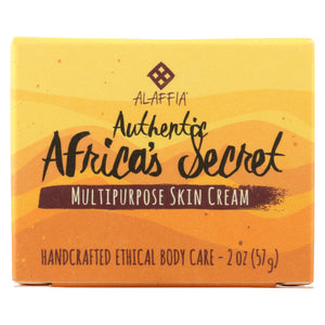 Alaffia - Multipurpose Skin Cream - 2 Oz.