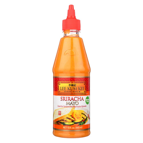 Lee Kum Kee Mayonnaise - Sriracha - Case Of 6 - 15 Fl Oz